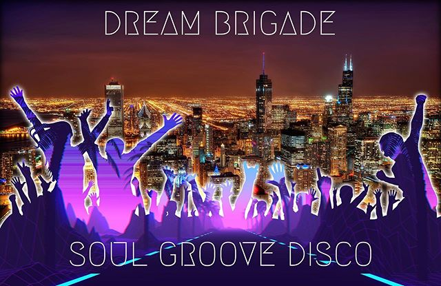"""Our first track """"Soul Groove Disco"""" is out today as a free download! We are super excited about this and have been counting down the days. Click the link in our bio to take a listen 💜💙🔥🎶 . . #dreambrigade #soulgroovedisco #turnupthedb #firstrelease #firsttrack #deephouse #soulfulhouse #housemusic #ilovehousemusic #housemusicdj #housemusicproducer #producerduo #djduo #groovyhouse #groove #disco #edm #electronicmusic #freemusic #dance #electronicdancemusic #housemusiclover #love #new #freshtracks"""