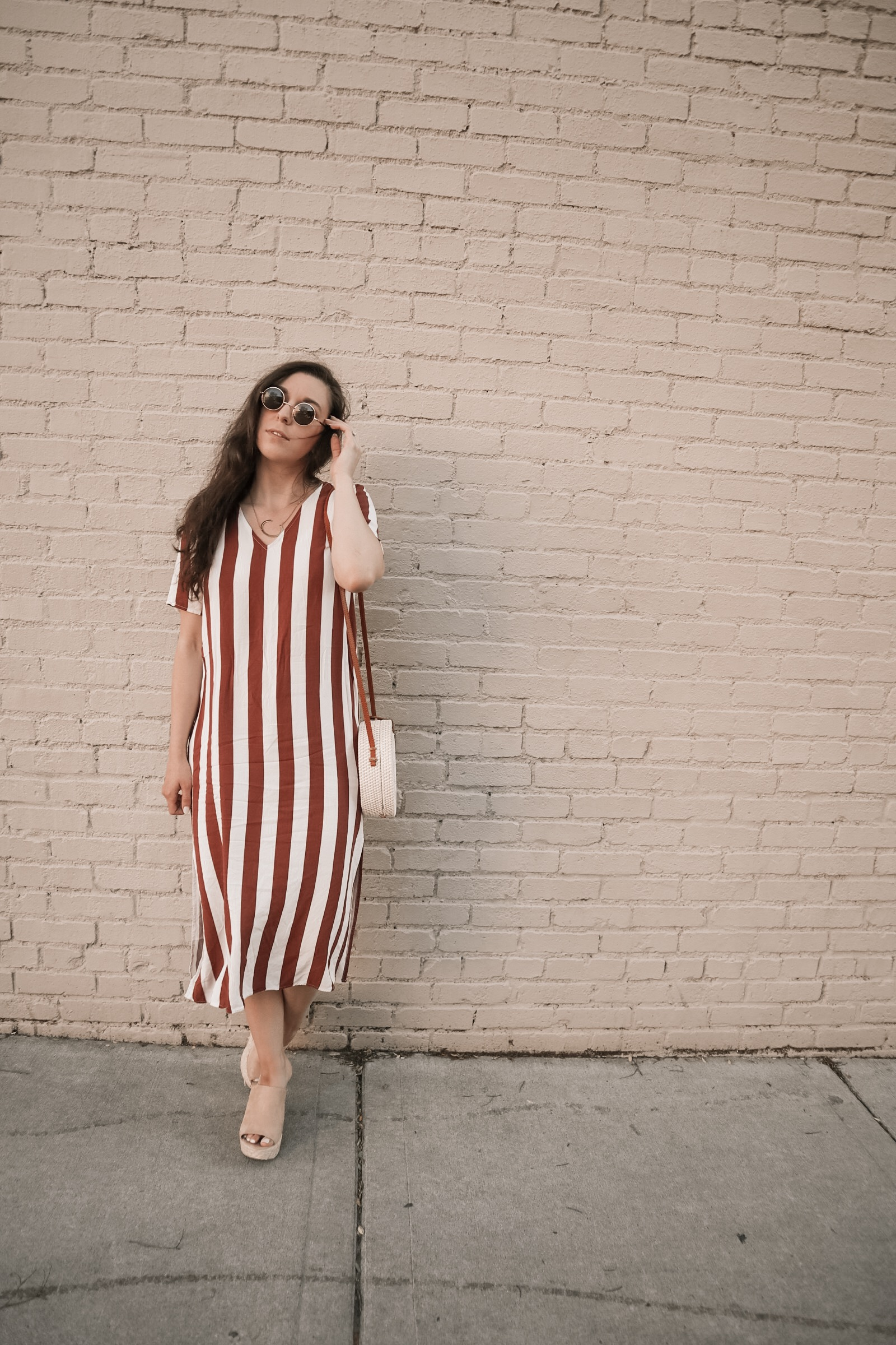 Versatile-striped-dress-beach1