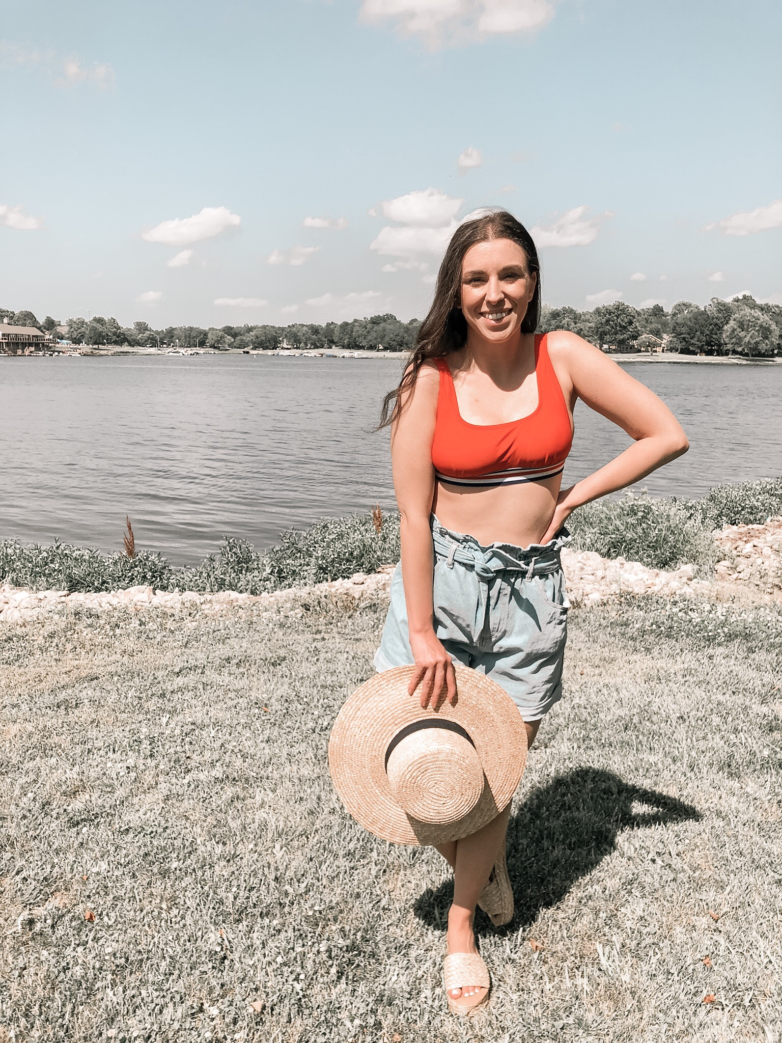 Fourth of July Outfit Ideas | A Girl, Her Life