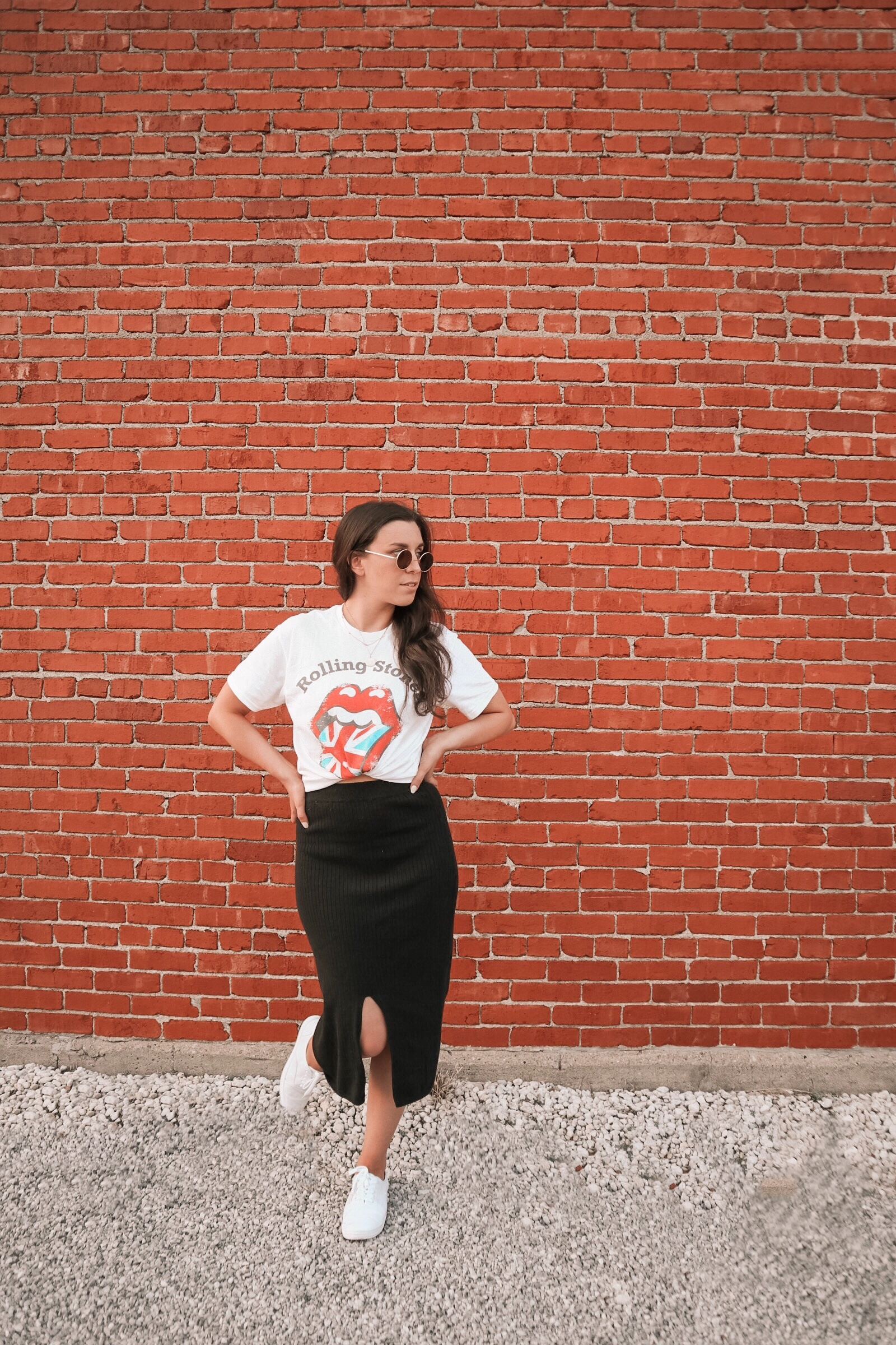Casual Chic Band Tee