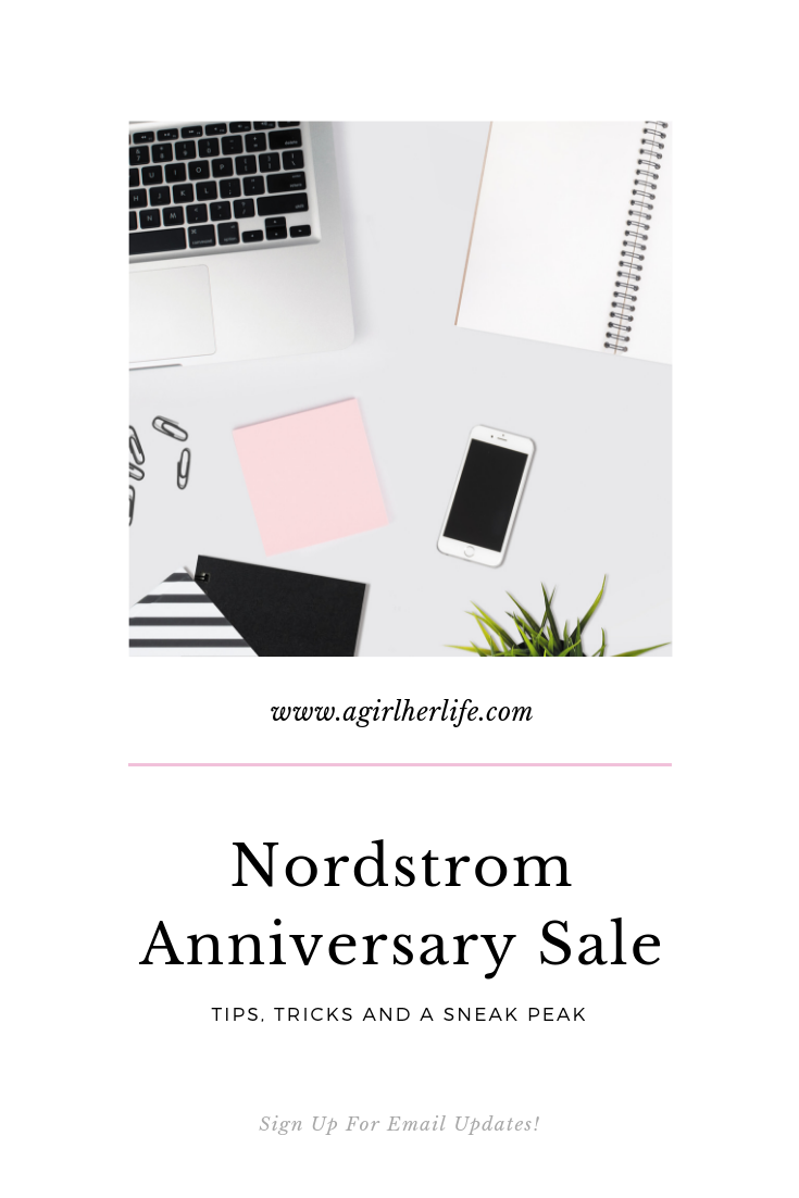 Nordstrom Sale Tips + Tricks