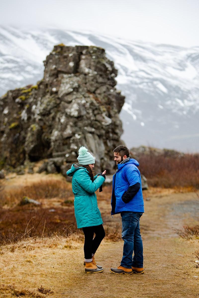 Icelandic Proposal