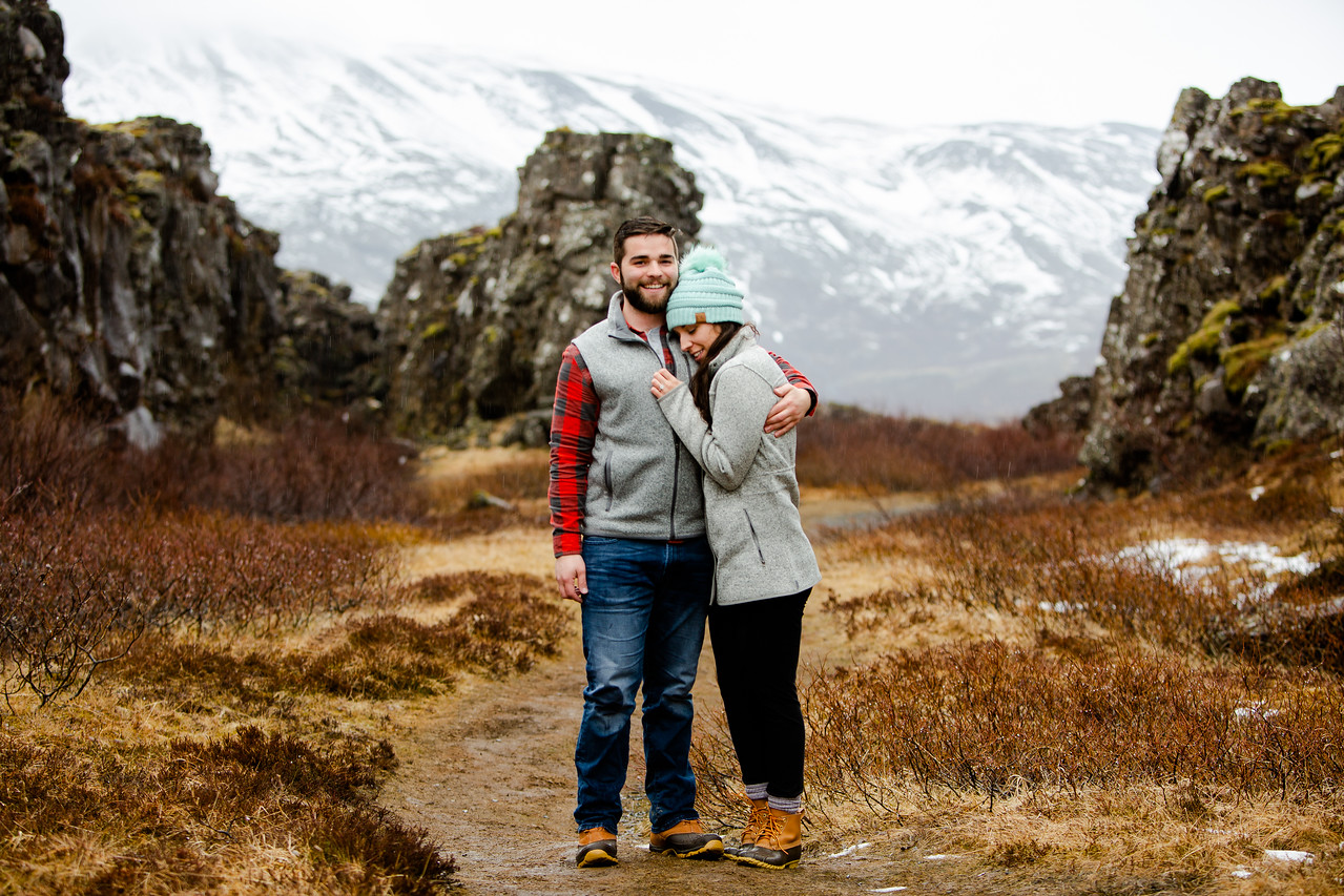 Proposal In Iceland