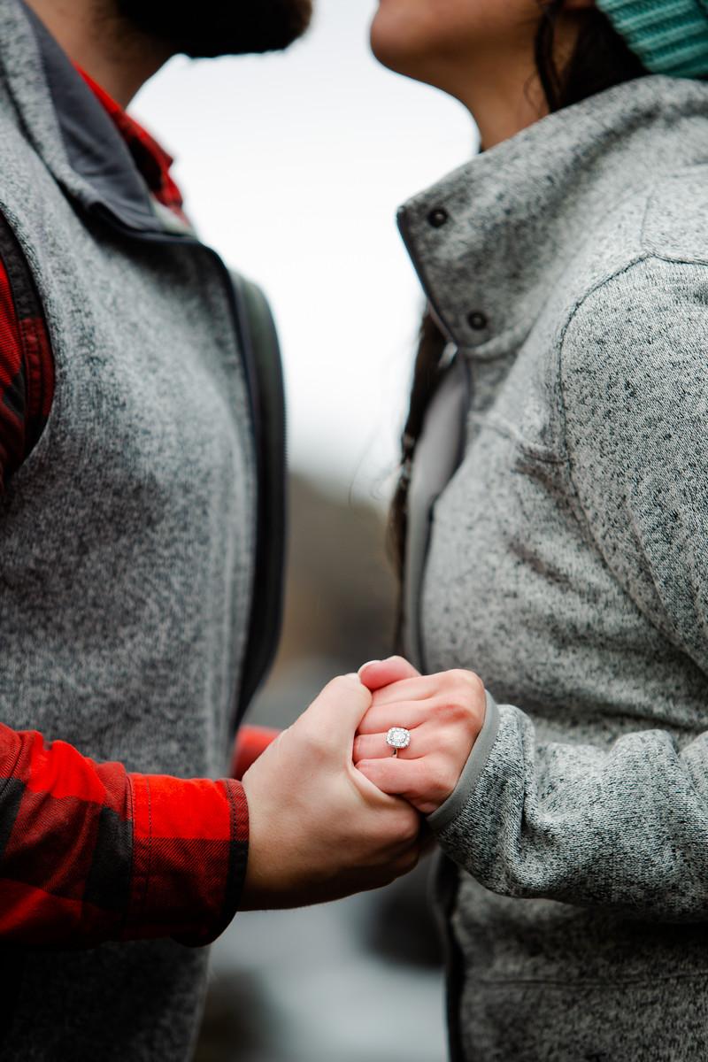 Iceland Proposal - How We Got Engaged