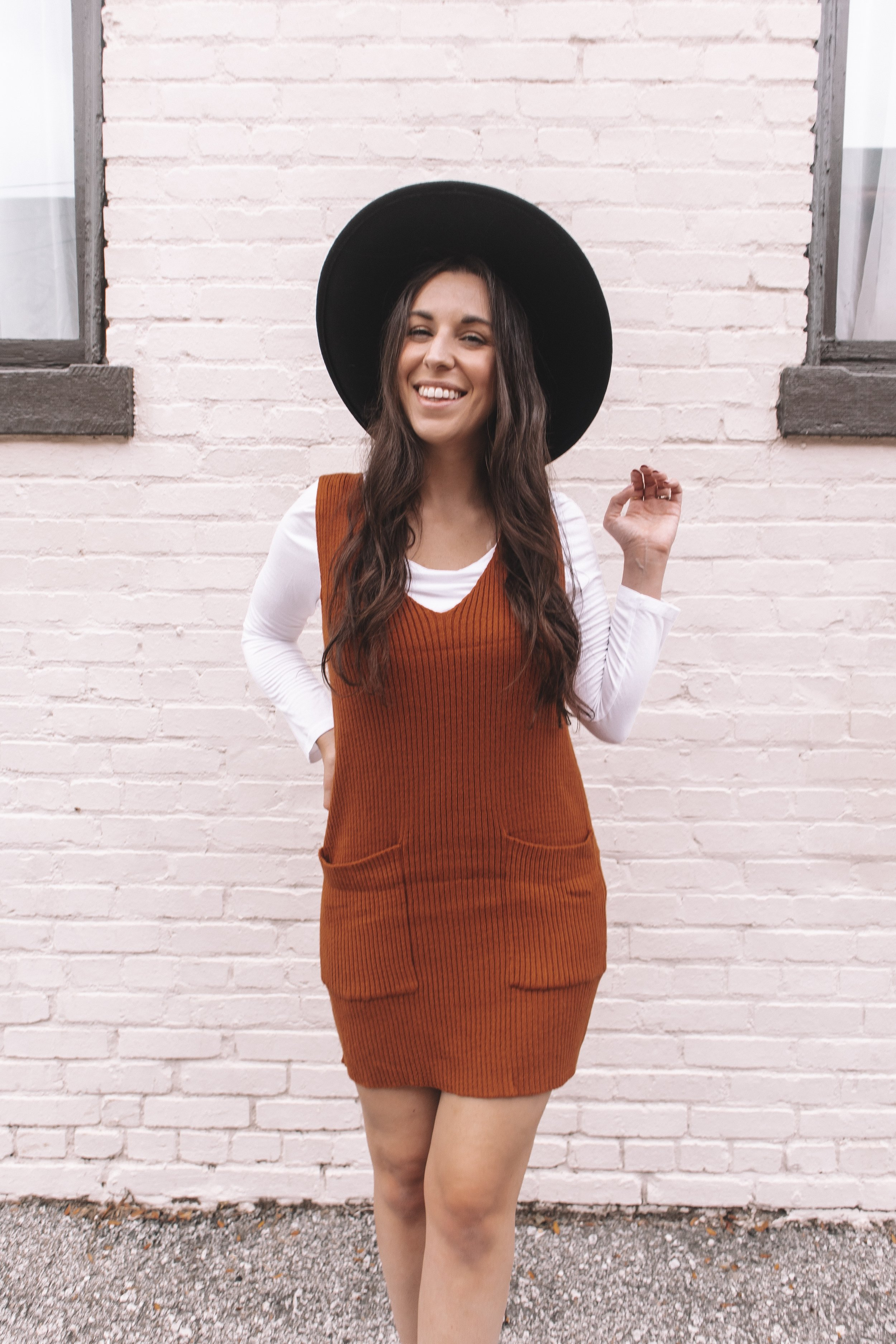 Amazon Fall Fashion Try-On Haul Sweater Tank Style
