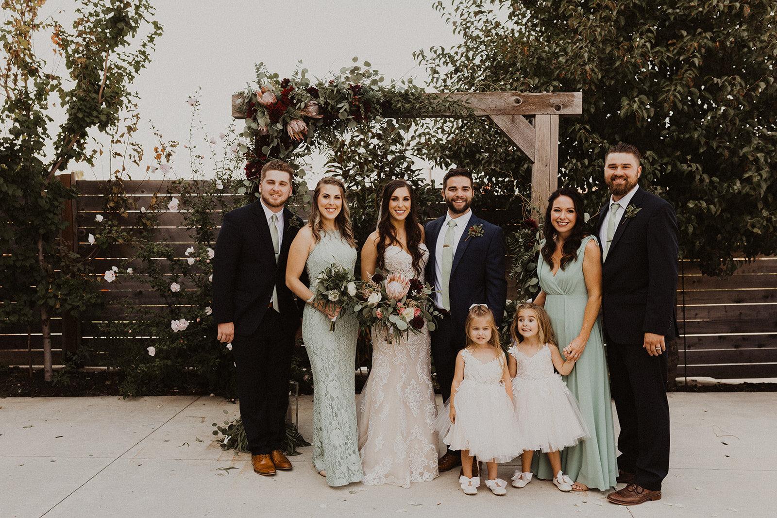 The Carlyles | Kansas City Wedding