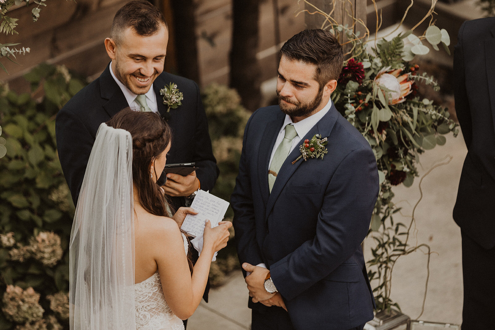 10 Tips to Write Your Own Vows
