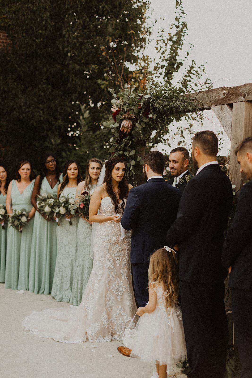 Wedding Vows Outline