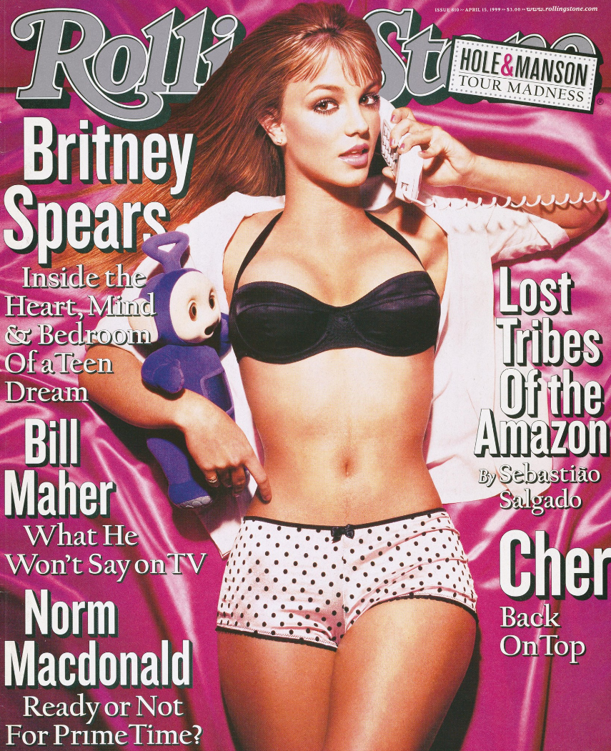Episode 12: Rolling Stone Close Read - 1999 - In this episode, we examine one of the most Iconic magazine cover shoots in modern pop history and how it launched Britney to stardom. We also take a close look at the access Rolling Stone was given to a future superstar, the quotes her PR team must have had fits over, and the first of many controversies Britney had to face.Gimme More ➝