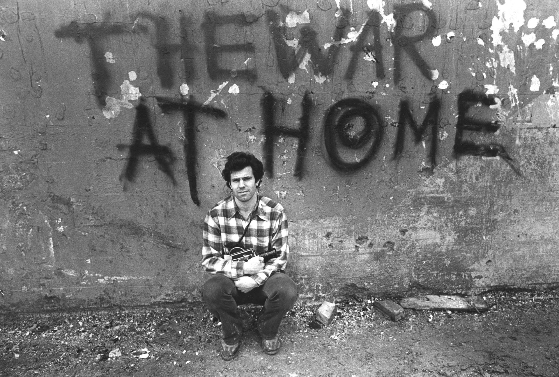The War at Home Glenn Silber 1979 by Michael Kienitz