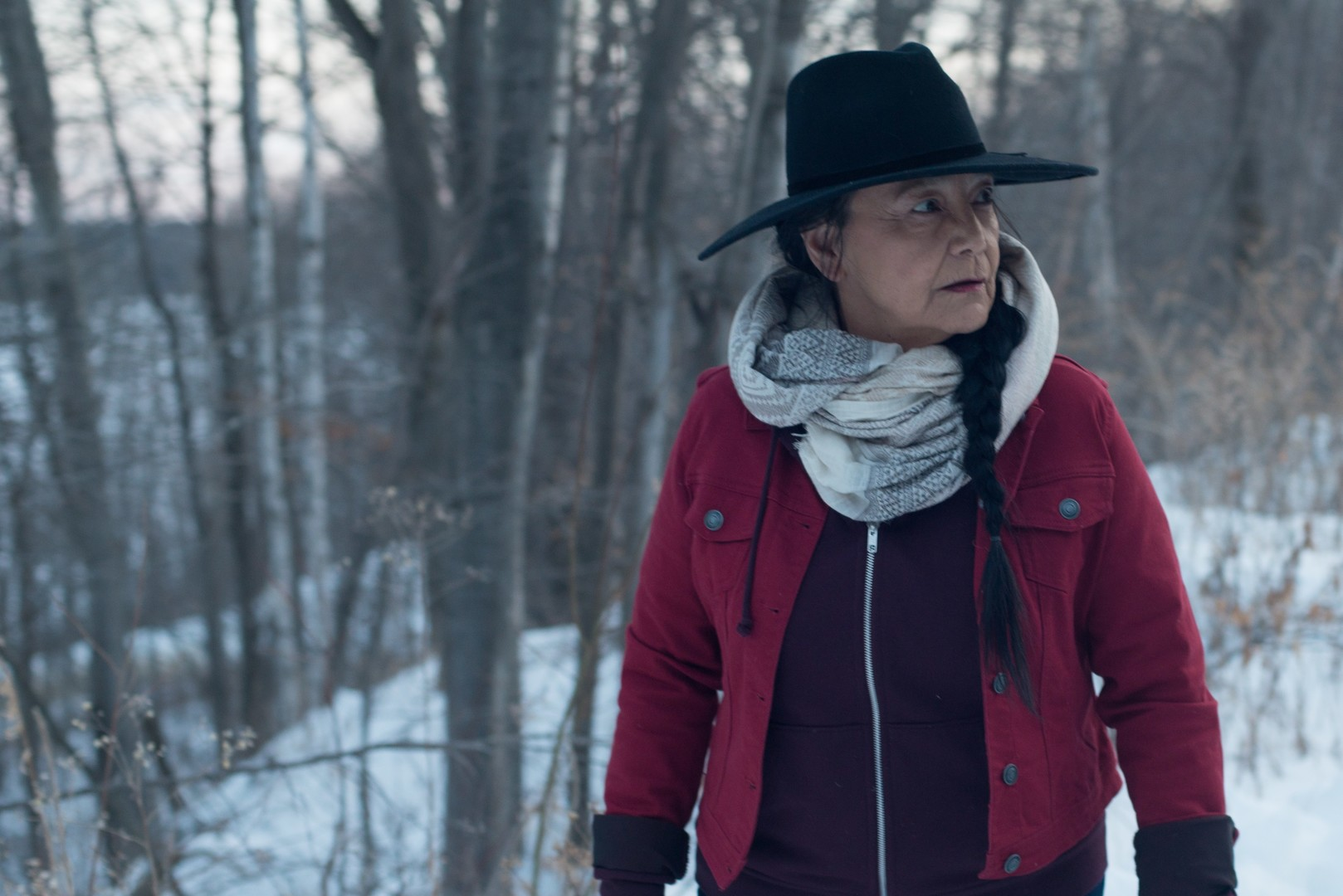 Tantoo Cardinal will be awarded the Lifetime Achievement Award from the Santa Fe Independent Film Festival.