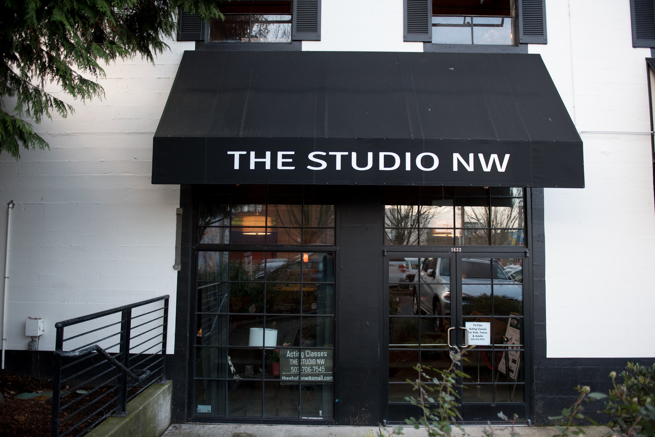 Studio Tour - Our beautiful 2,300 sq. ft. studio is perfect for industry events, auditions, shoots, training and more!