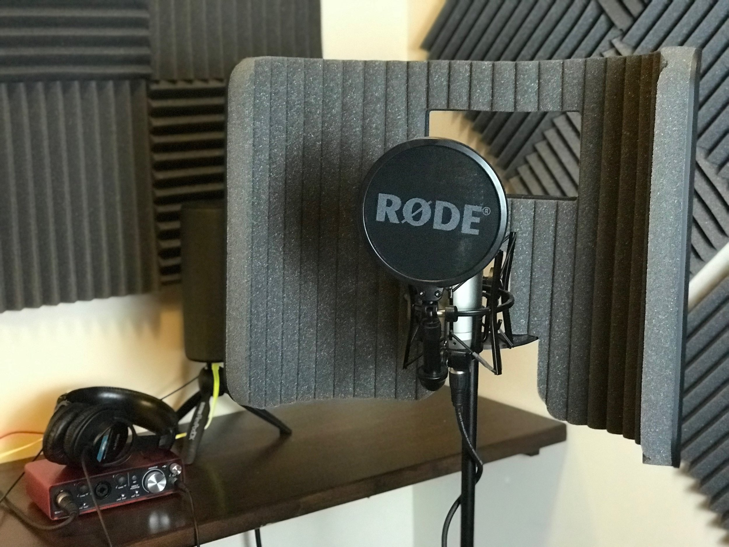 Voice Over Room
