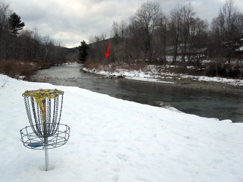 No Greens Fees - White River Disc Golf Course is Free to play!