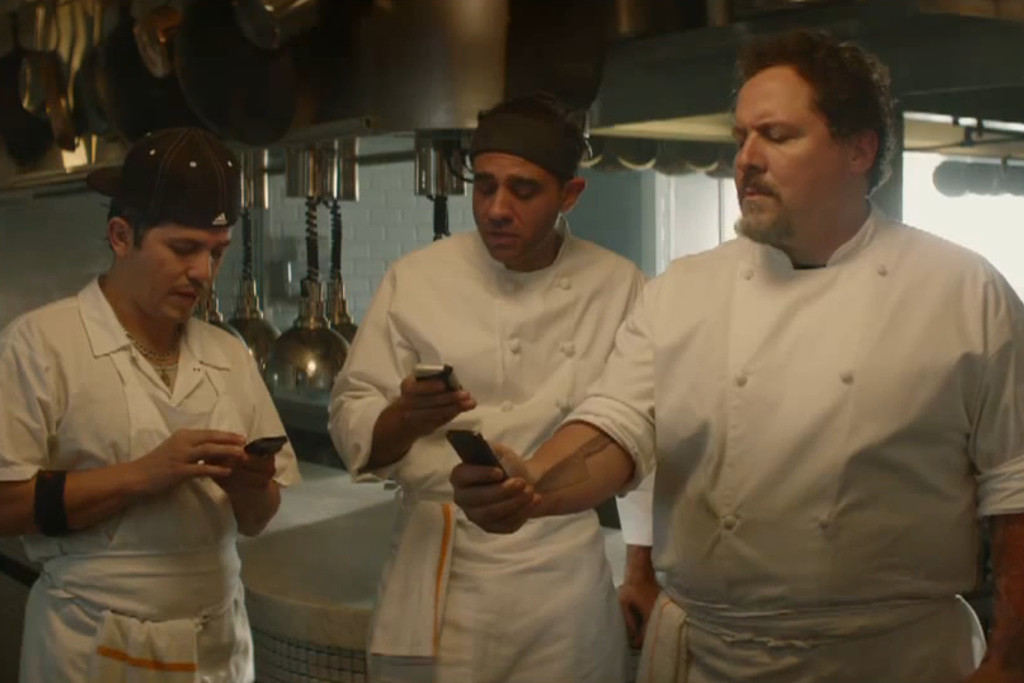 John Leguizamo, Bobby Cannavale, and Jon Favreau.
