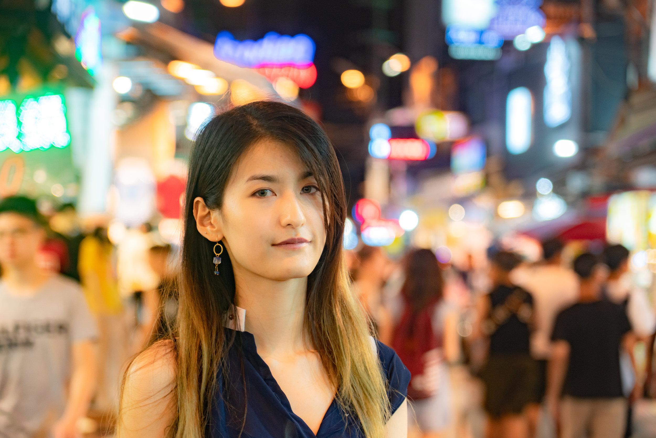 Taiwan x U.S.A. in Taichung - Taiwan