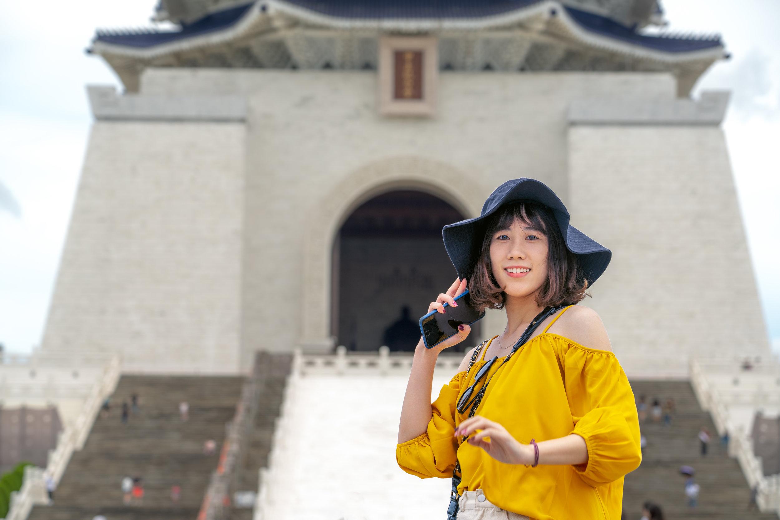 Chinese in Taipei - Taiwan