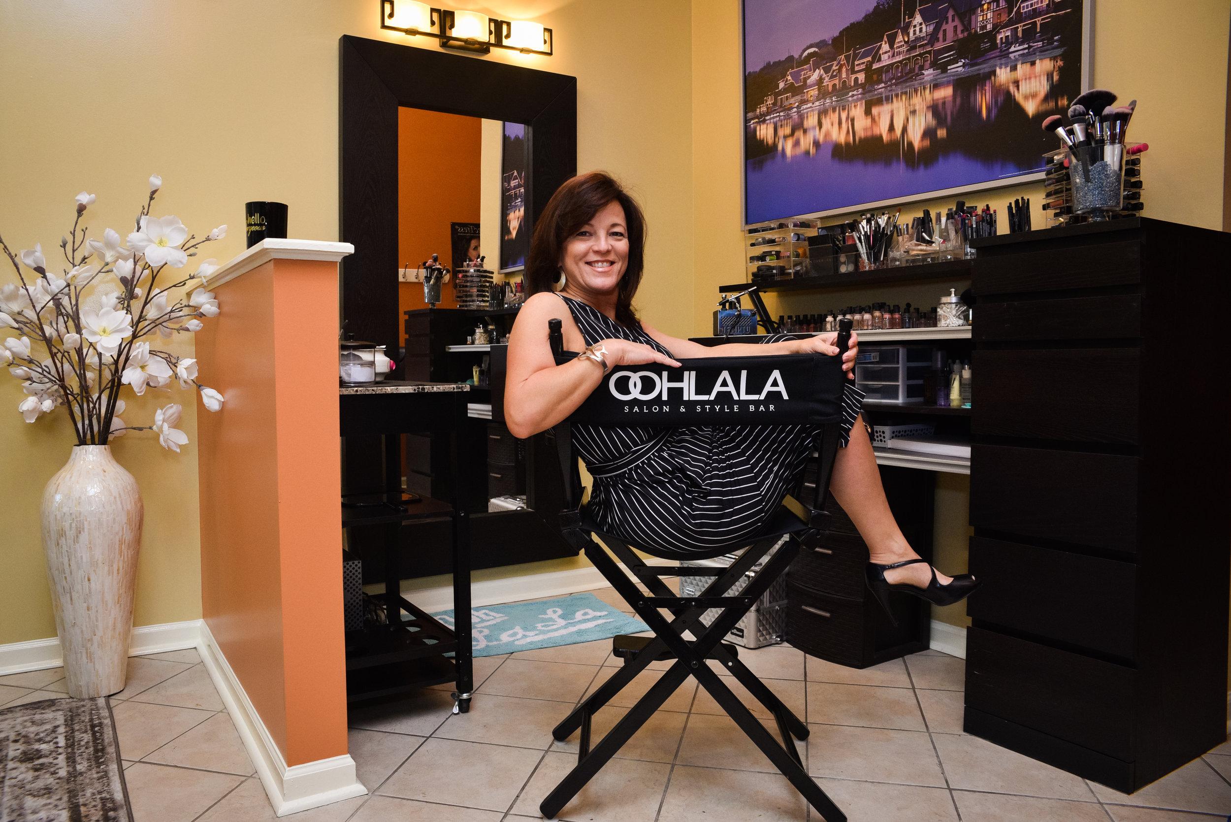 Kim Ormsby - Stylist / Makeup Artist / Guest Service Expert