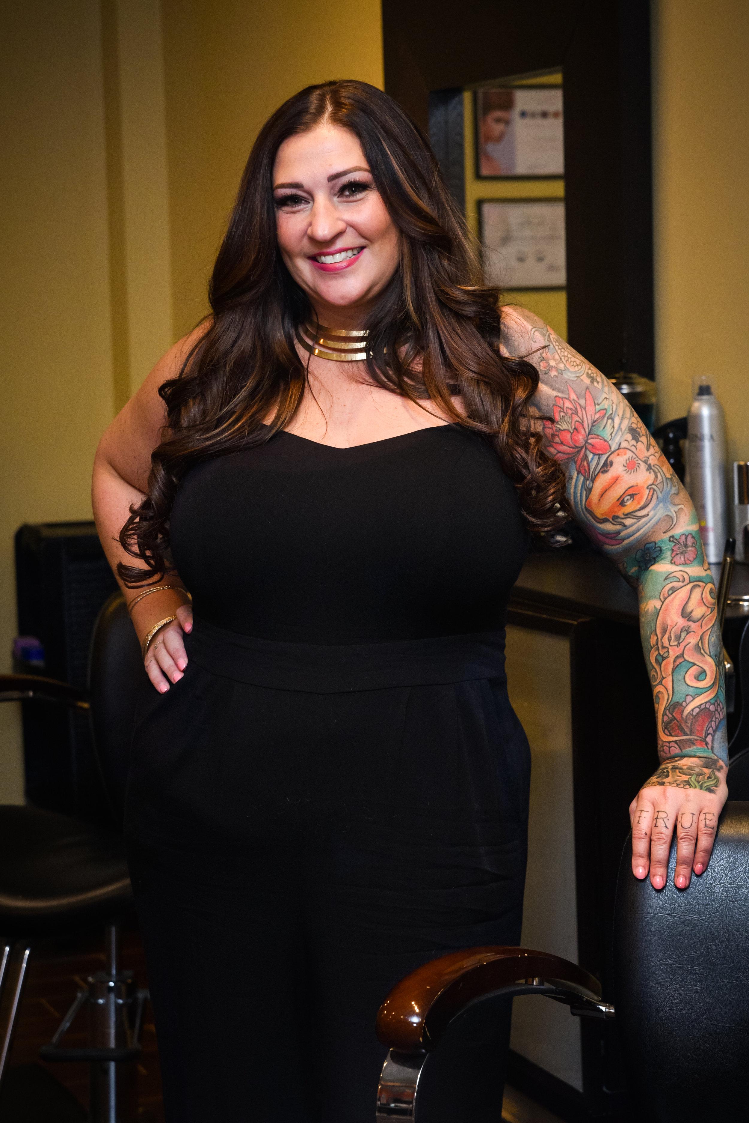 Victoria Snider - Stylist / Make Up Artist / Microblading Specialist
