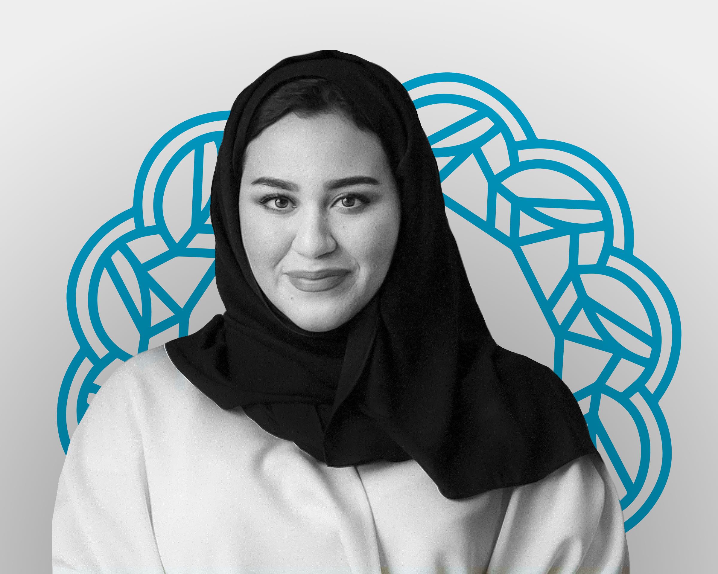 Maryam J. Al-Bader - 29 Years oldOwner of Flatwhite Specialty Coffee