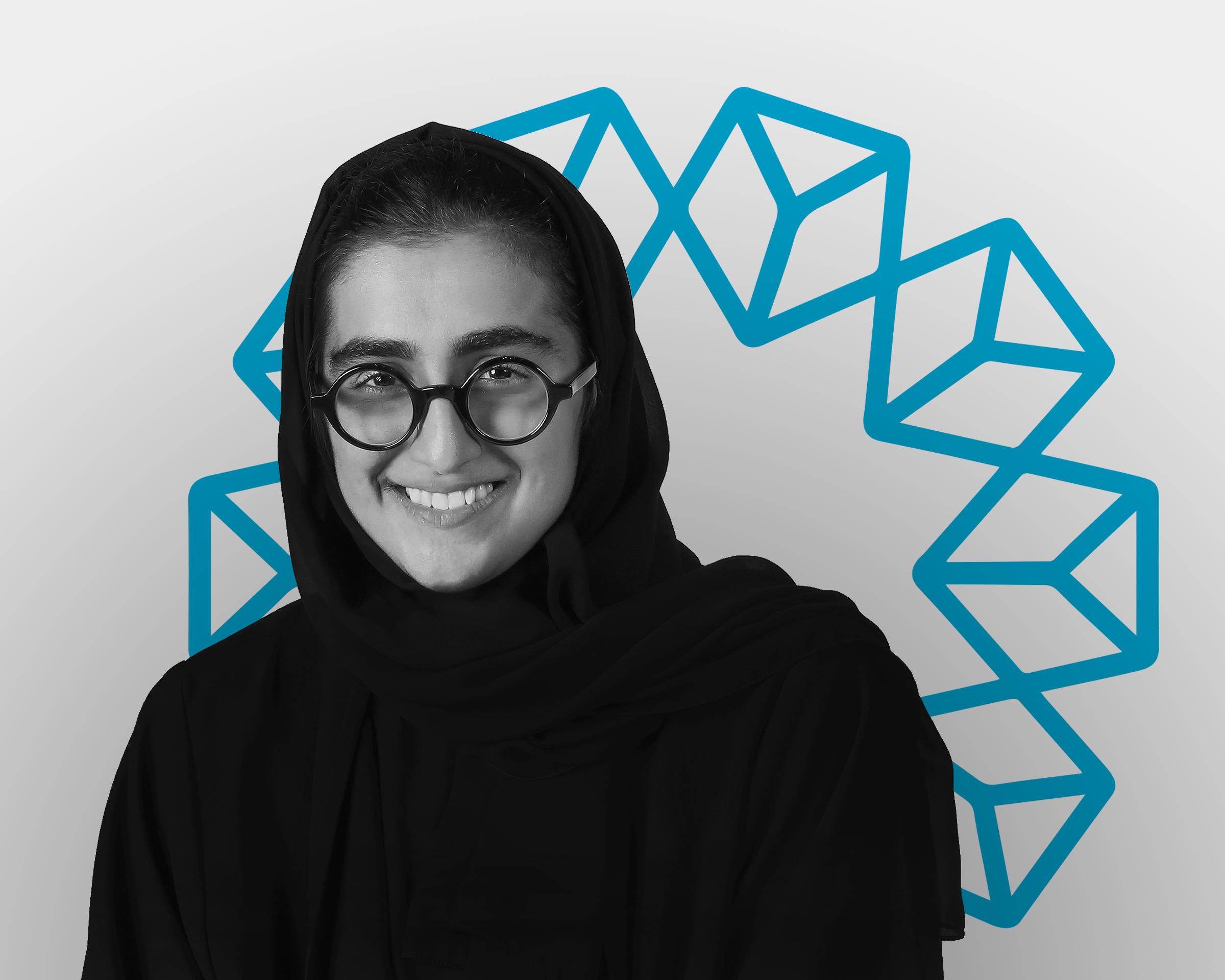 Amal A. Al-Muftah - 24 years oldNUQ'19Filmmaker