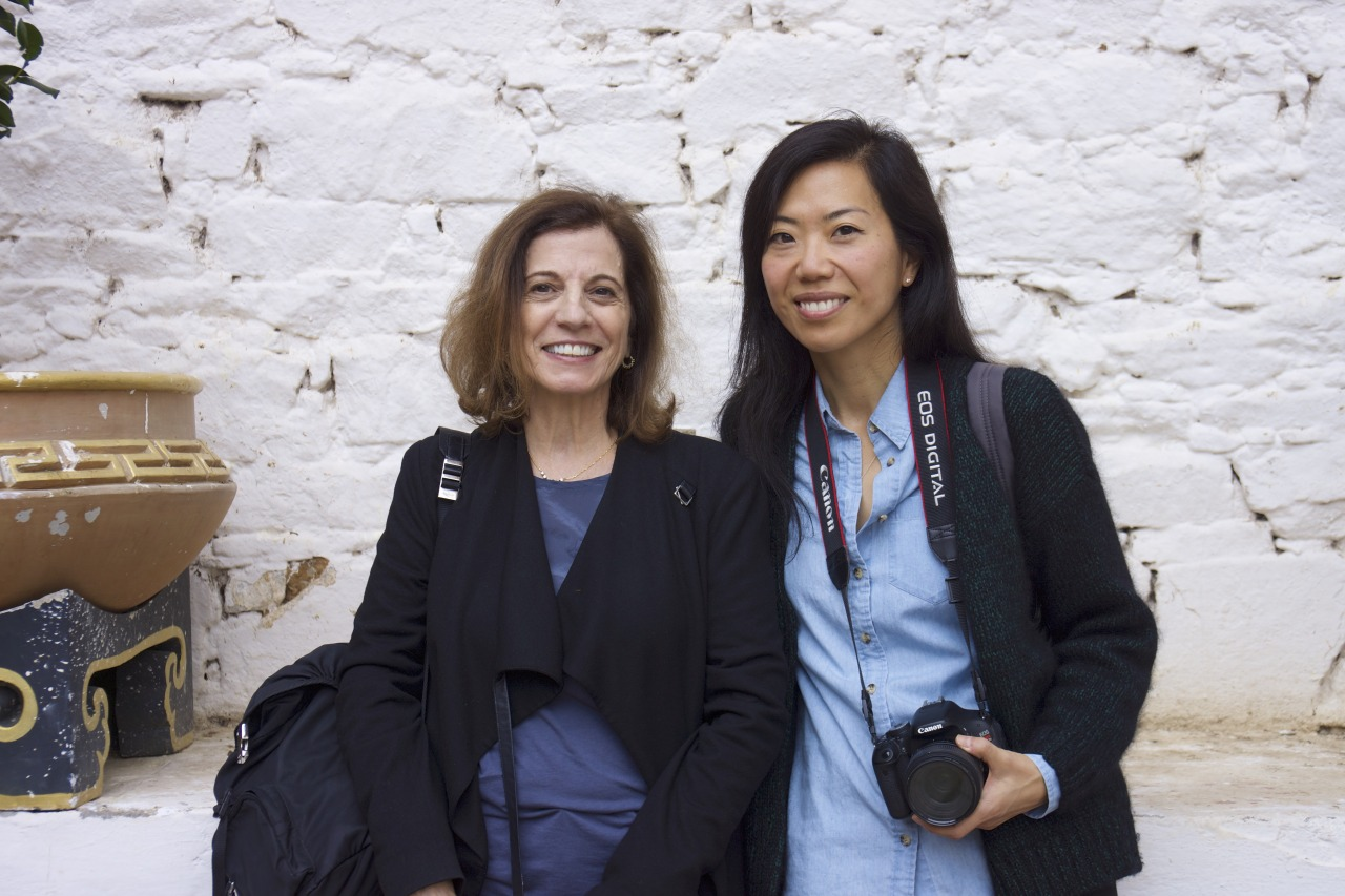 Esther Ro-Schofield, the Director of Operations for the MFA Design at the School of Visual Arts, discusses food, art and tsechus after her recent trip to Bhutan with MyBhutan.