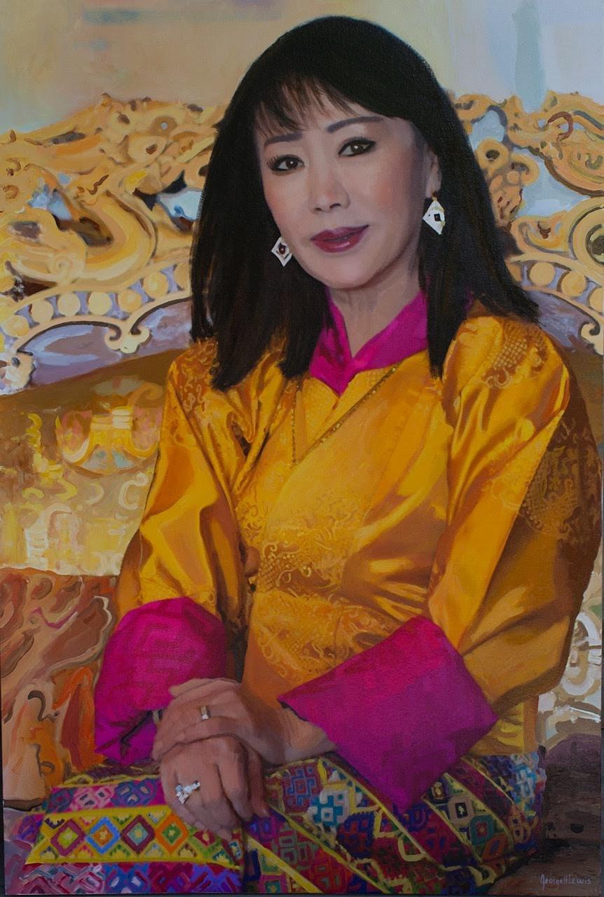 Her Majesty the Queen Mother, Ashi Dorji Wangmo Wangchuck
