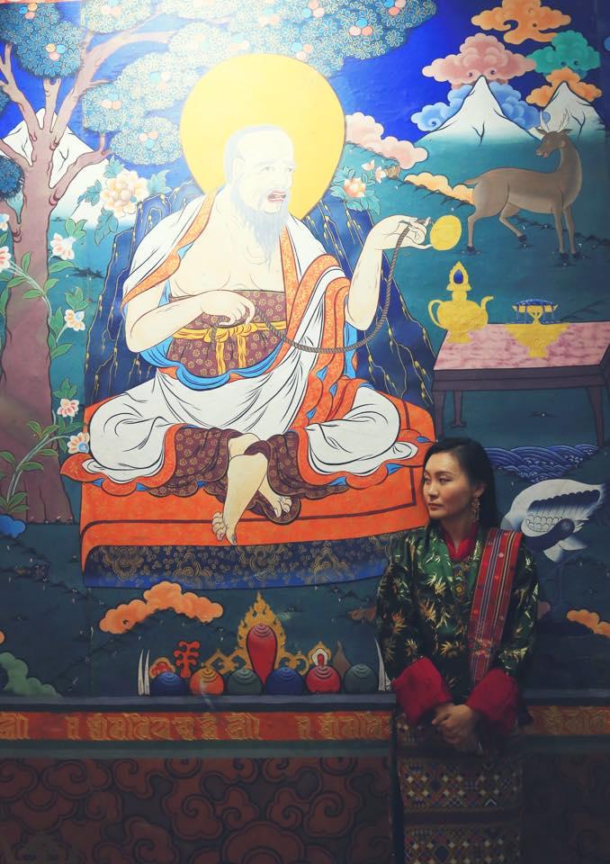 Pema Choden Tenzin.