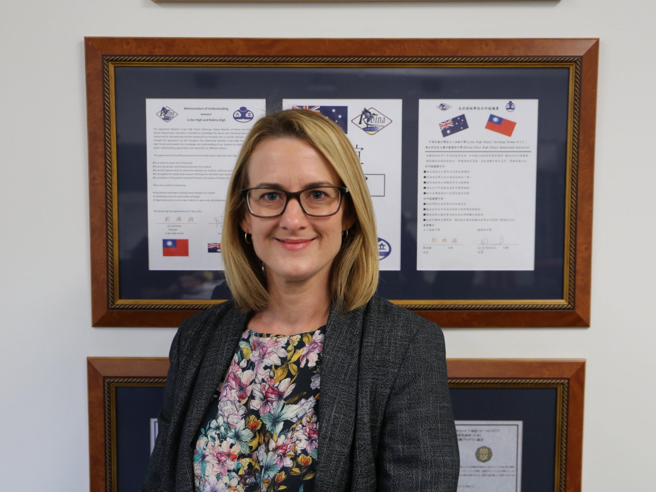 Michelle Gray - StaffRobina State High School Teacher