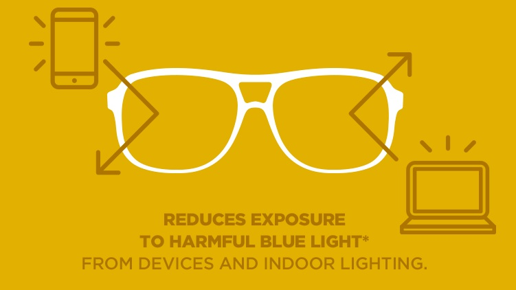 - Looking at a device from a close distance can take a toll on your eyes, making them work harder and causing visual fatigue.