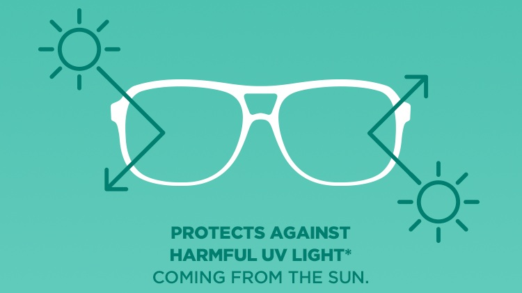 - Eyezen lenses not only protect you from blue light, but also from harmful UV lights, making them suitable for indoor and outdoor use.