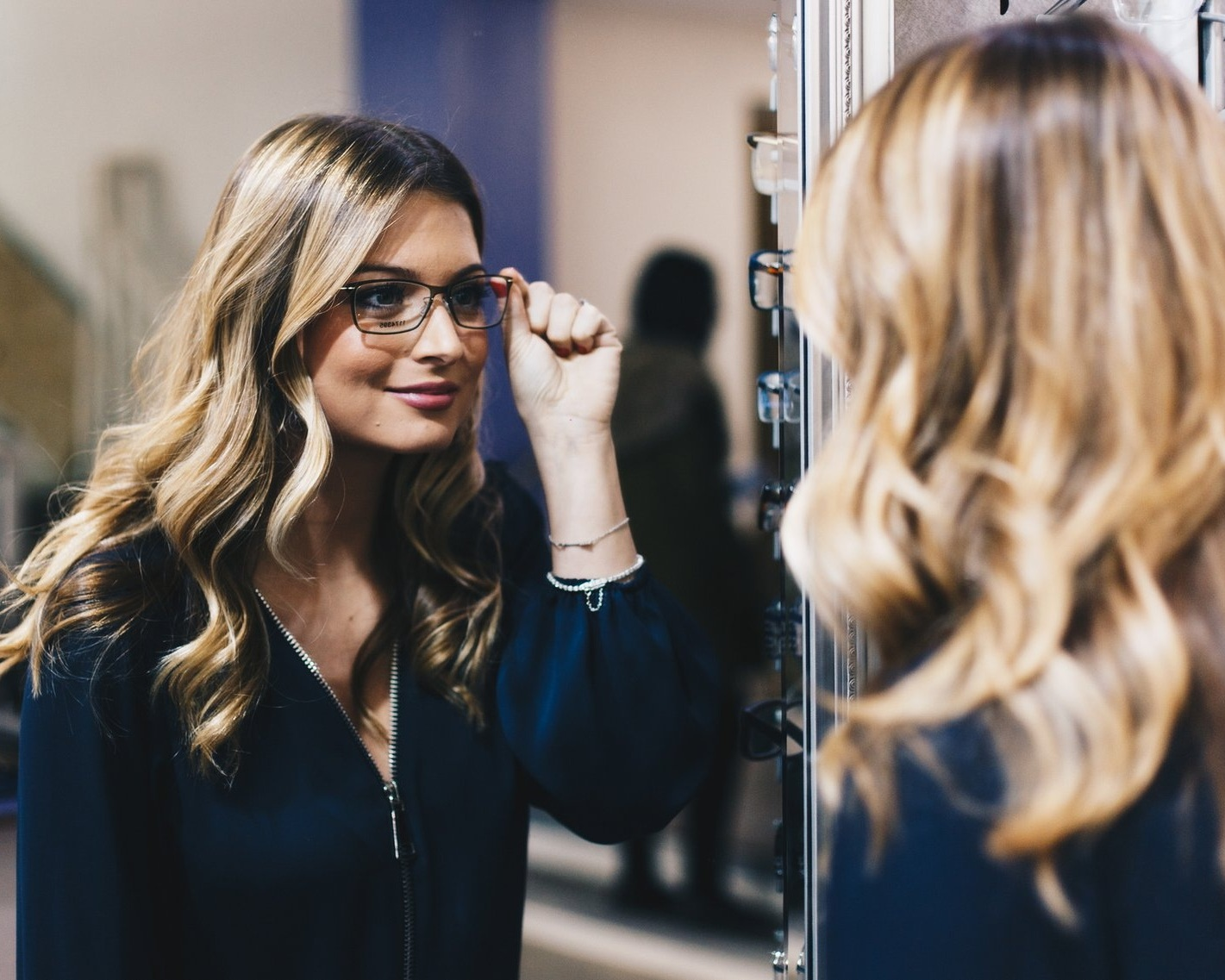 Huge choice of brands. - Browse at your leisure over 1300 pieces of the worlds finest eyewear brands from Lindberg and Silhouette to Prada and Ray-Ban. View our full range of brands here.