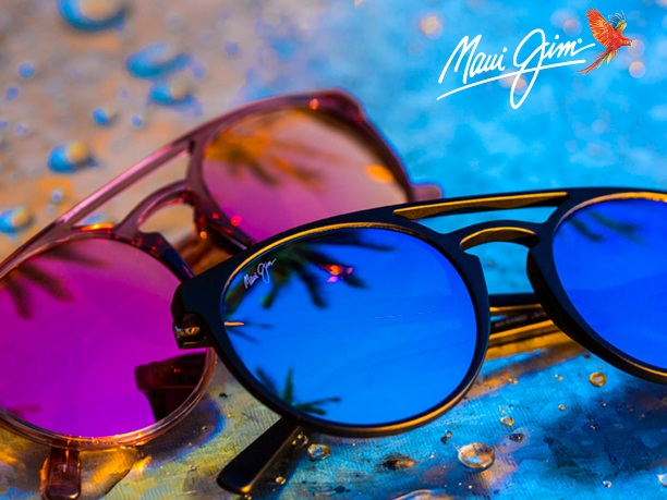 2 Year Warranty - All Maui Jim Sunglasses come with a 2 year warranty, valid from the date of purchase. Nose-pads and temples are also free to replace, meaning you can be rest assured any repairs will taken care of.