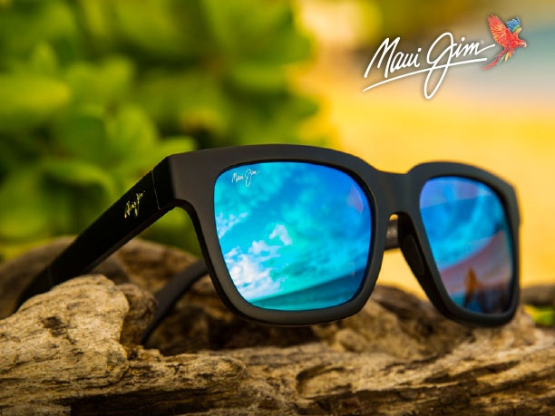 Huge Range of Styles - Our open day gives you the opportunity to see the whole Maui Jim Sunglass Collection, meaning you can have the pick of the bunch and get your hands on styles that you wouldn't always find in-store.