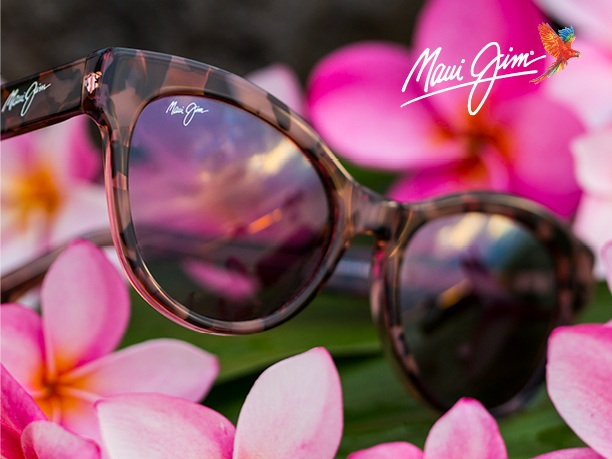 Superior Coatings - Maui Jim's propriety backside coating blocks reflective light and glare from behind and below. All sunglasses also have scratch resistant coatings for enhanced performance and durability, in addition to water and grease repelling properties.
