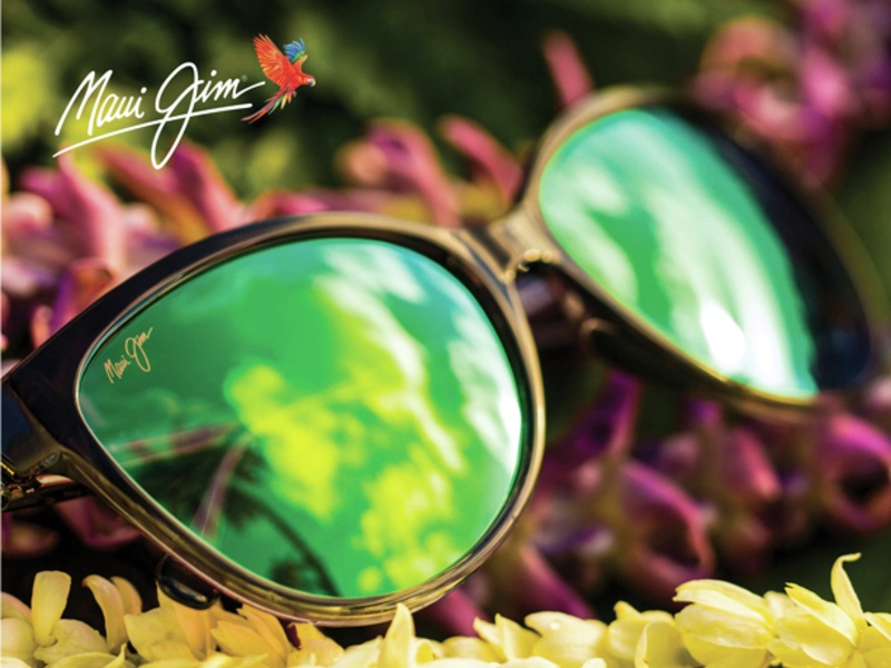 Enhanced protection - Maui Jim Sunglasses are recommended by The Skin Cancer Foundation as an effective UV filter for your eyes and the surrounding skin, so you can be rest assured your eyes are protected from the effects of harsh glare and harmful rays.
