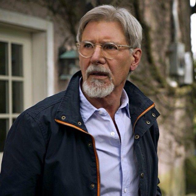 2. Harrison Ford -