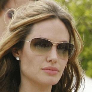 3. Angelina Jolie -