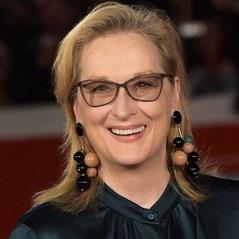 8. Meryl Streep -