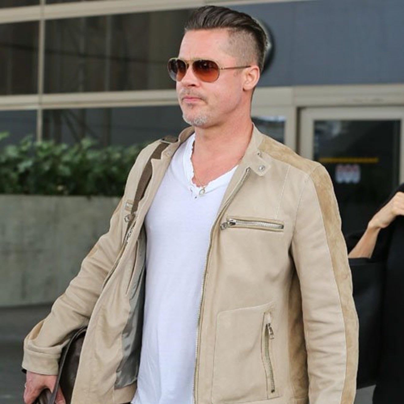 10. Brad Pitt -