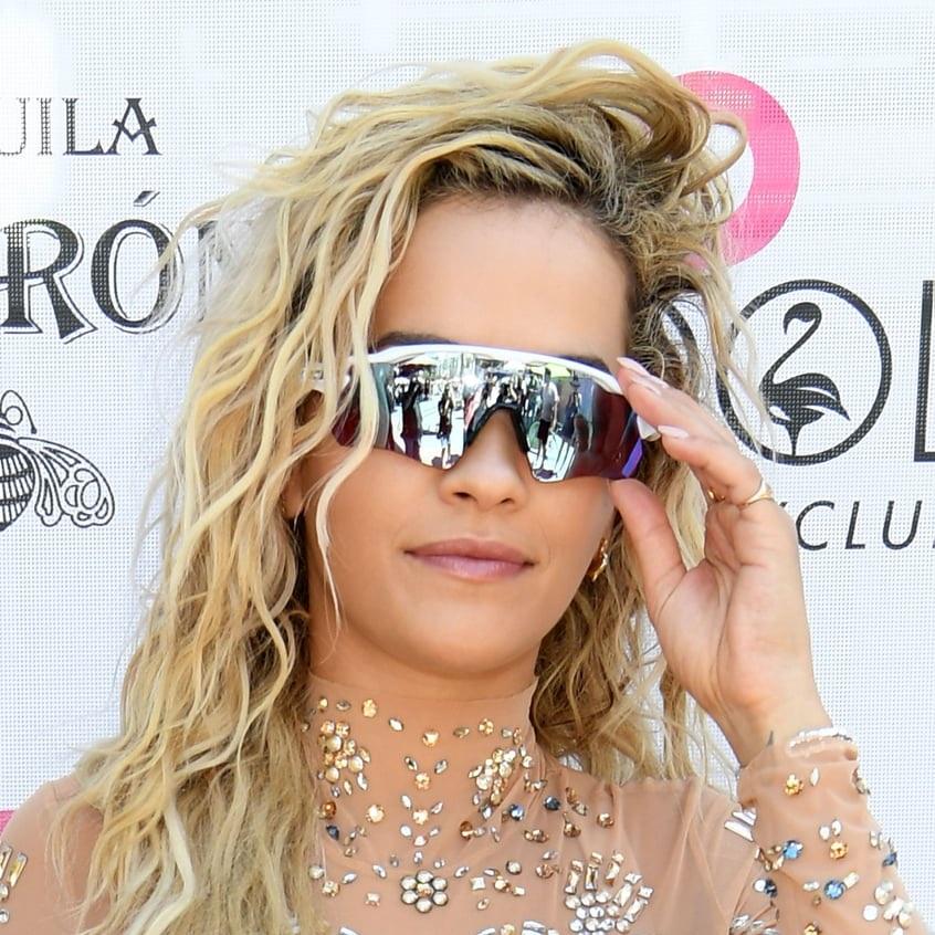 19. Rita Ora -