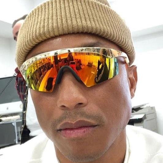 20. Pharrell Williams -