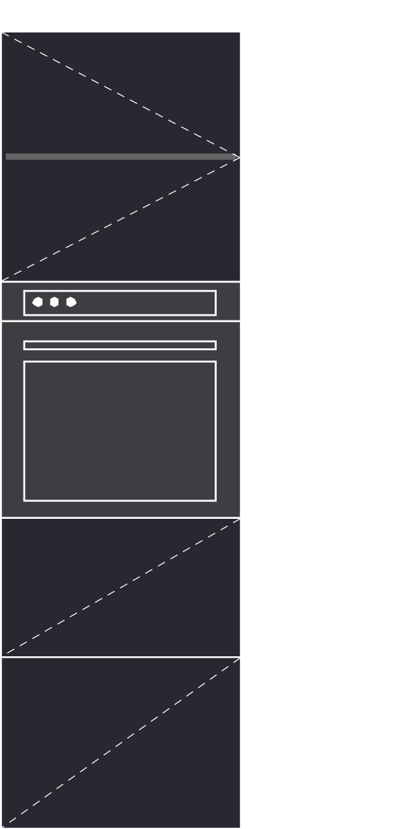 tall oven