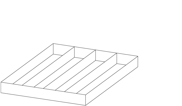 tray insert b