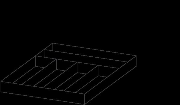tray insert c
