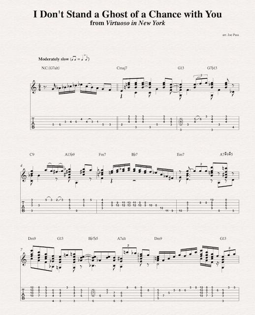 Music Notation + Tab