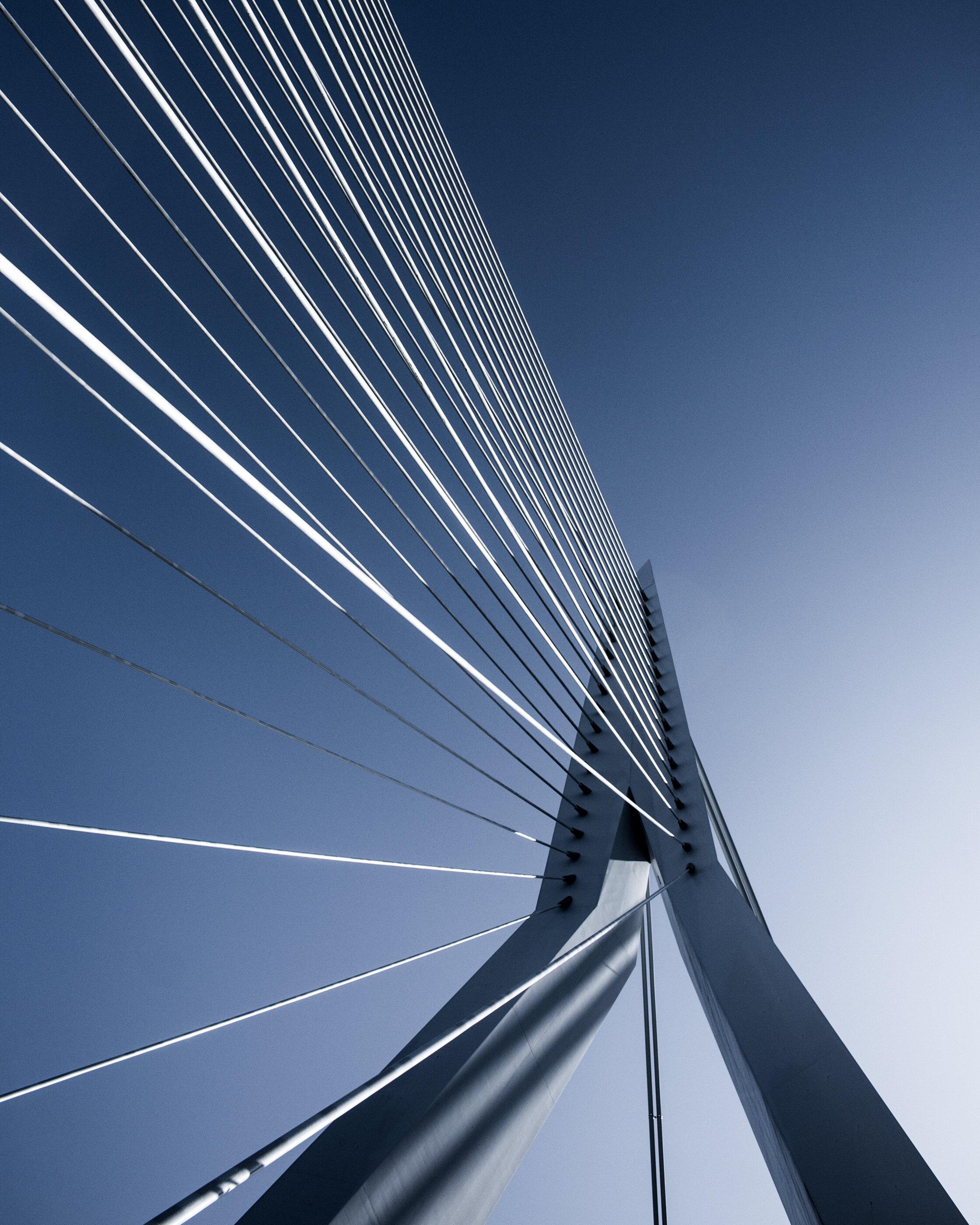 The Erasmus Bridge - Photography by Mike Dugenio-2.jpg