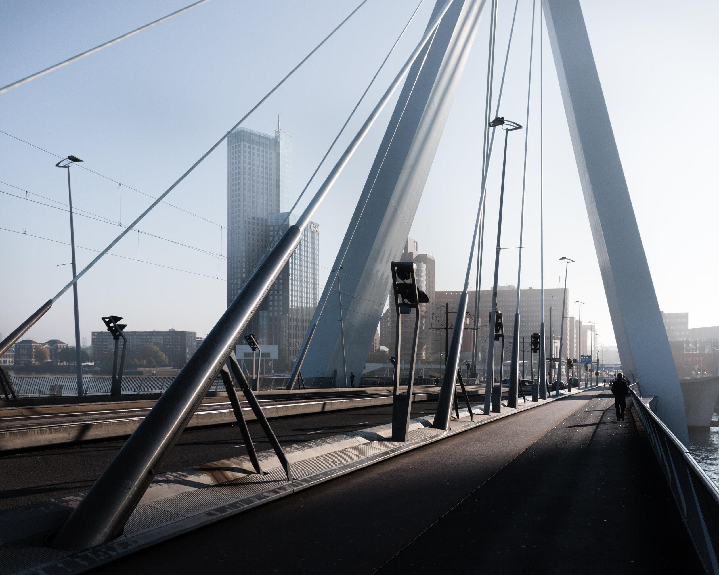 The Erasmus Bridge - Photography by Mike Dugenio-3.jpg