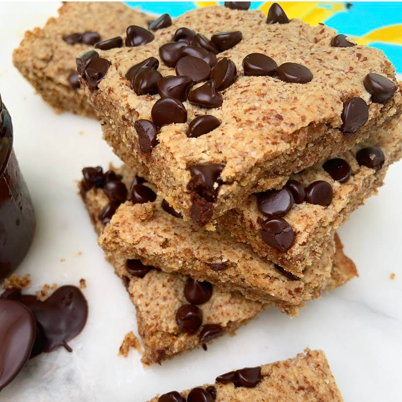 Cookie Bars -