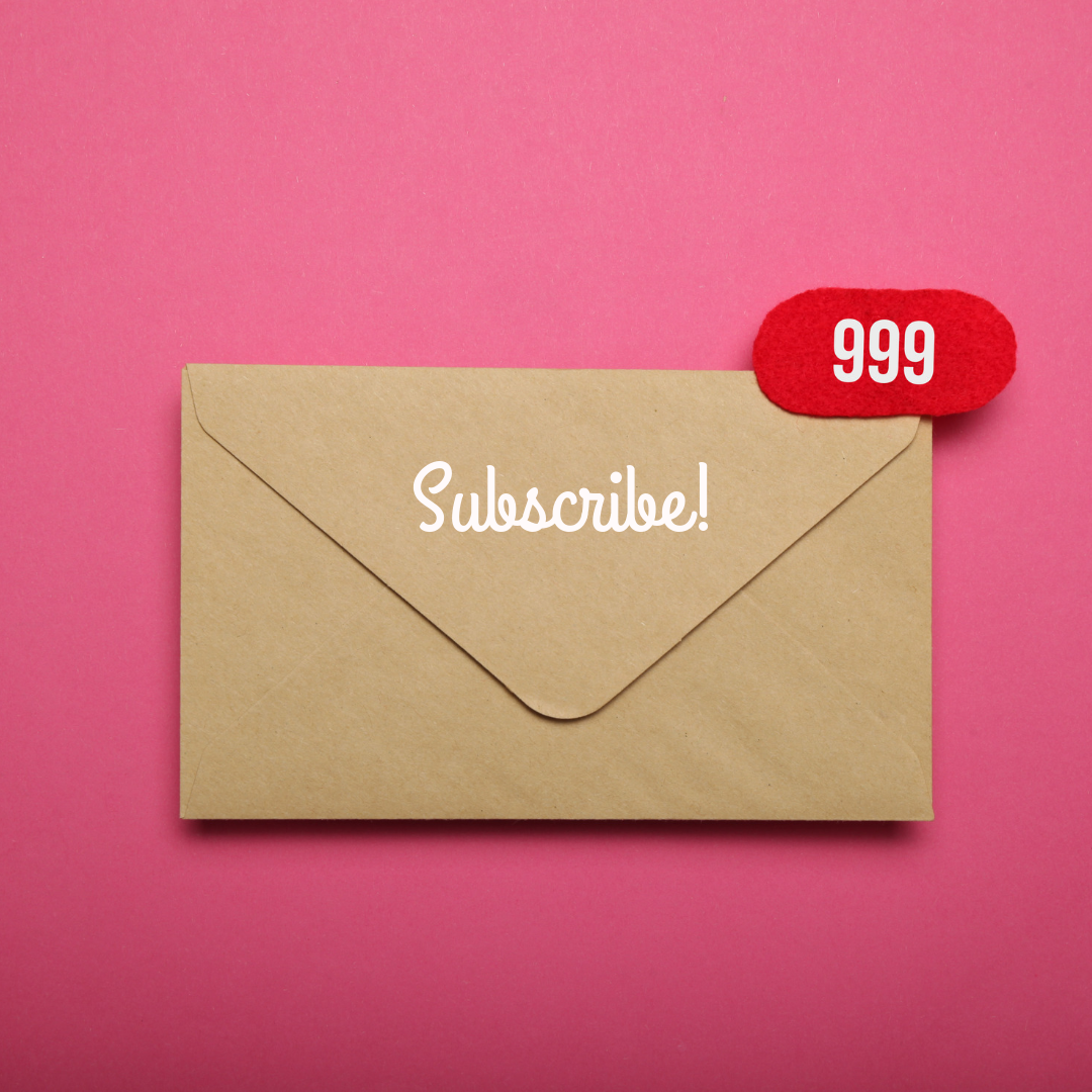 Subscribe Now! -